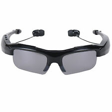 Wireless Motorcycle MP3  Bluetooth Sunglasses Headset For iphone Samsung Galaxy