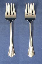 SET OF TWO - Oneida Stainless WESTGATE Serving Forks