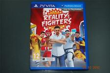 Reality Fighters Playstation Vita PS Vita **FREE UK POSTAGE**