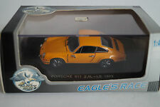 Eagle's Race Modellauto 1:43 Porsche 911 2.4L LS 1973 Orange