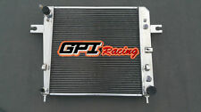 aluminum radiator FOR Jeep Liberty KJ 3.7L V6 A/T 2002-2006 2003 2004 2005
