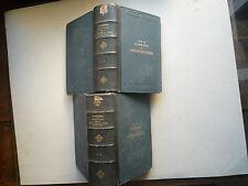 1883 HISTOIRE DE LA LITTERATURE FRANCAISE DE D NISARD 4 TOMES EN 2 VOLUMES DIDOT