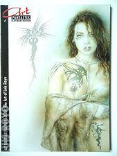 Art Book Art Fantastix Platinum Edition # 1: The Art of Luis Royo  NEUWERTIG