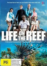 Life on the Reef DVD NEW