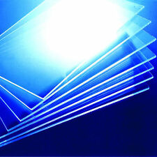 2 mm Clear Plastic Acrylic Plexiglass Perspex Sheet A5 Size 148mm x 210mm