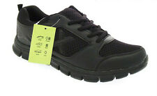 TRAXK Super Light Weight lace up GYM SPORTS MEN'S trainers shoes size UK 9