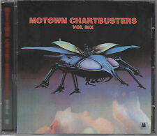 Motown Chartbusters V6 - BRAND NEW - Ships 1st Class