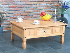 Pin Table basse New Mexique Table de salon Table Table D'appoint massif