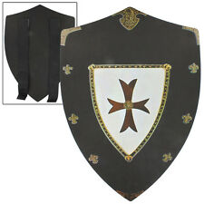 Temple of Solomon Knights Templar Medieval Foam Costume Shield
