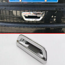 ABS Chrome Rear Trunk Door Handle Cover Trim Bowl For Jeep Compass 2017 2018