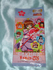 Cardcaptor Sakura trading card sealed pack First Movie PP Cards