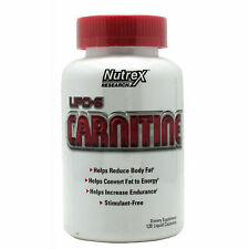 NUTREX LIPO-6 CARNITINE 120 CAPSULE REDUCE BODY FAT