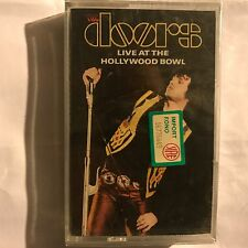 THE DOORS • Live At THE Hollywood Bowl  • Cassetta Mc • NUOVA SIGILLATA