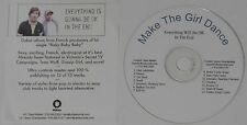 Make the Girl Dance  Everything Will Be OK in the End  Ultra U.S. Promo CD