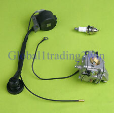 New Carburetor Spark Plug Ignition Coil For STIHL 066 MS660 Chainsaw Hi Quality