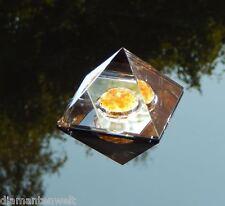 Diamant Cheops Pyramide 5 Karat Bernstein Luxus Souvenirs Geschenke Pyramiden
