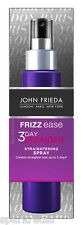John Frieda Frizz Ease 3 DAY STRAIGHT Semi Permanent Straightening Spray 100ml