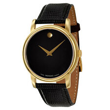 Movado Museum Men's Quartz Watch 2100005