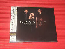 AGAINST THE CURRENT Gravity with bonus track JAPAN DIGI SLEEVE CD