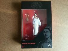 """Star Wars The Black Series Collection Princess Leia Organa 3.75"""" Action Figure"""