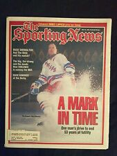May 16 1994 The Sporting News  Mark Messier  Rangers
