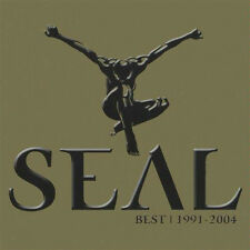 Seal- Best 1991-2004: Deluxe Edition (3 Discs) 5.1 Surround NEW/SEALED OOP