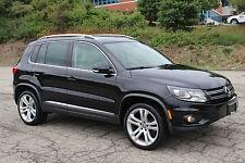 Volkswagen: Tiguan S 4MOTION