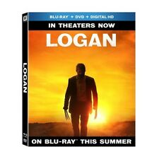 Logan, DVD Only, 2017, Wolverine 3, NEW, Pre-Order, No Digital, No Blu-ray