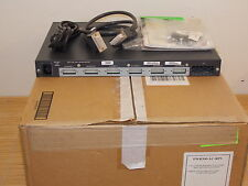 NEW Cisco RPS 300 PWR300-AC-RPS-N1 RPS Redundant Power System NEU OVP