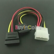 1 IDE to 2x Serial ATA SATA HDD Power Adapter Cable
