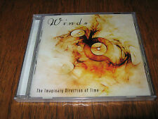 "WINDS ""The Imaginary Direction of Time"" CD  mayhem arcturus beyond dawn"