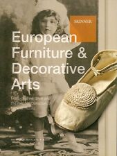 Skinner European Furniture Antiques & Russia Collection Auction Catalog Apr 2013