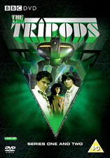 DVD:TRIPODS - SERIES 1 & 2 - NEW Region 2 UK