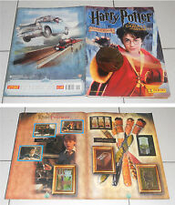 Album HARRY POTTER E LA CAMERA DEI SEGRETI Poster Panini Stickers 2002 figurine