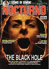 Nocturno.The Black Hole,LUOMO DI VIMINI,Laura Antonelli,Jesus Franco,C.Lee,ccc