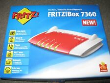 AVM FRITZ!Box Fon Wlan 7360 V2 international edition (20002536) Fritzbox