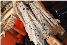 Fascinating Chiffon Long Soft Scarf Wrap Shawl Stole For Refined Ladies