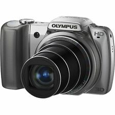 Olympus SZ-10 Digital Camera 18x Optical Zoom Free 2200 mAH Power Bank of Rs1099