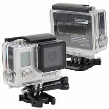 40M Gopro Hero 3+ 4 Camera Diving Underwater Housing Case Waterproof Cover
