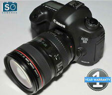 Canon EOS 5D Mark EF 24-105mm f/4L Kit con III IS USM Lente (como Nuevo) de Wex