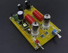 DIY hifi TE-01A DC6V 6J1 tube preamp kit / Vacuum tube preamplifier