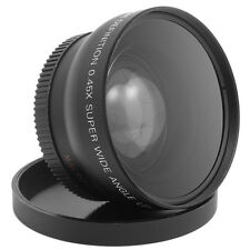 Super Wide Angle Macro 52mm Fisheye Len For Nikon Camera D5100 D3200 D7000 D310
