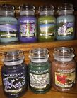 Yankee Candle large (22oz) jar candle you pick the scent  Free U.S. shipping!!!