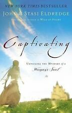 Captivating:Unveiling the Mystery of a Woman's Soul Stasi Eldredge HB w/ dj