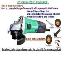 HITACHI G10SS2 (NEW MODEL) 4 Inch Angle Grinder 600 w