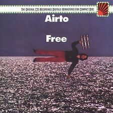 Free by Airto/Airto Moreira (CD, Jan-1988, CTI/CBS)