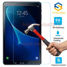 "9H Tempered Glass Film Screen Protector For Samsung Galaxy Tab A 10.1"" T580 T585"