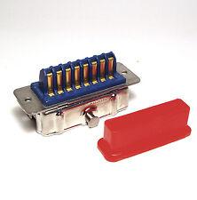 16 broches Amphenol-Connecteurs pour appareils de mesure et connectivité wi-fi, avec barrette-Col