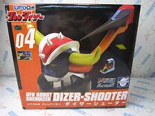 UFO Robo Robot Grendizer Metal Action 04 Dizer Shooter Figure Evolution Toy