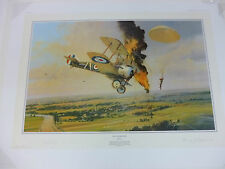 Balloon Buster Robert Taylor Artist Proof #5/25 Sopwith Camel Henry Botterell